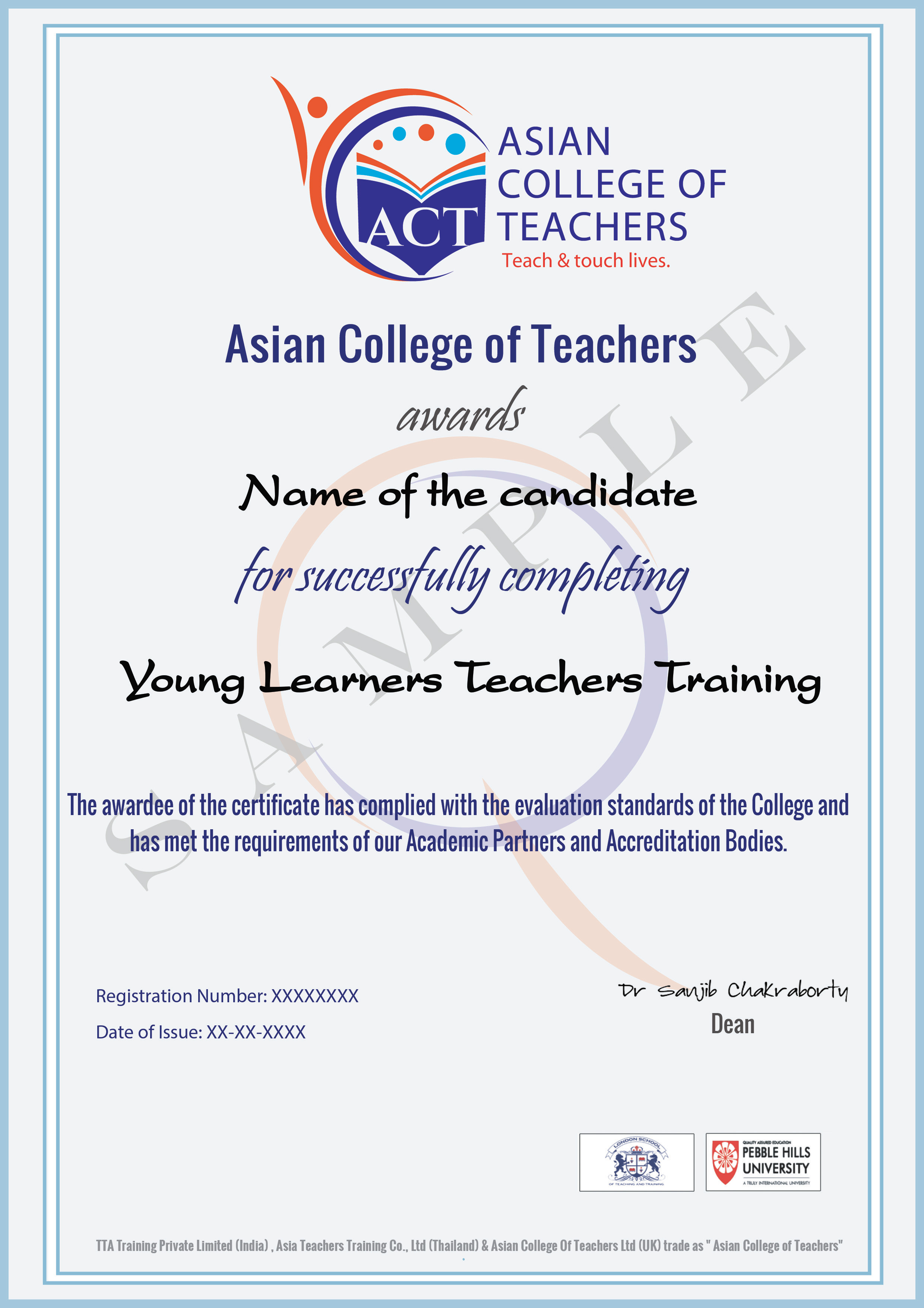 Tefl online india asian college of teachers xflitez Image collections